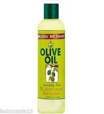 Organic Root Stimulator ORS Olive Oil Loción Hidratante Cabello. 8.5fl.oz (251 Ml)