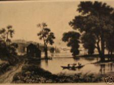 Van Rensselaer Island  Historic Postcard,