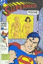Comics Français  SAGEDITION  Superman Poche  N° 57-58     nov04