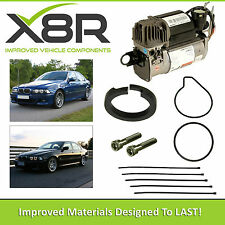 FOR BMW 5 Series E39 WABCO AIR SUSPENSION COMPRESSOR PISTON RING REPAIR FIX KIT