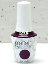 Nuovo Harmony Gelish Soak-Off 0.5fl.oz Gelcolor 1110866- Plum e Fatto
