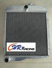 Aluminum radiator for Jeep CJ5 CJ6 DJ5 DJ6 2.2L petrol 1955-1971 manual