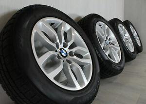 "17"" BMW X3 F25 X4 F26 wheels with good Pirelli SottoZero Run-flat WINTER tyres"