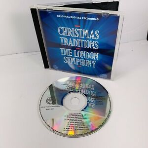 Christmas Traditions The London Symphony Orchestra  CD 1987