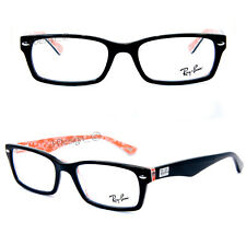 827fedcd707 New ListingRay Ban RB 5206 2479 Black Red 54 18 140 Eyeglasses Rx - New