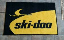 Ski-Doo Snowmobile Vintage Retro logo door mat TNT blizzard RV elan