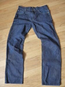 mens HUGO BOSS jeans - size 33/31 good condition