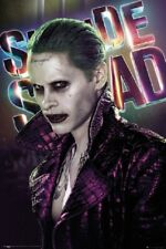 SUICIDE SQUAD Joker (Jared Leto) POSTER (24x36) rolled poster