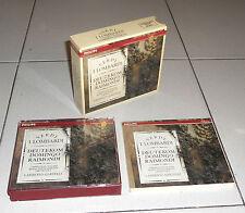 Box 2 Cd Giuseppe Verdi I LOMBARDI Lamberto Gardelli Deutekom Placido Domingo