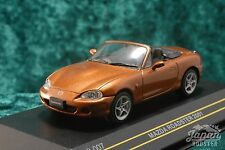[First43 1/43] Mazda Roadster 2001 Orange F43-007