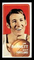 1970 Topps #142 Jim Barnett  EXMT/EXMT+ X1588782