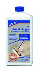 Lithofin MN Grundreiniger 1L für starke Verschmutzung Zementfliesen Marmor