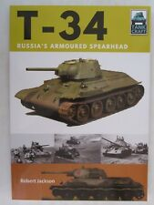 Book: T-34 Russia's Armoured Spearhead - Tank Craft 5