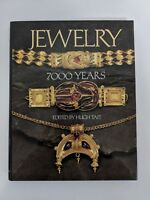Jewelry 7000 Years Hugh Tait Ed. British Museum Collections Hardcover VERY GOOD