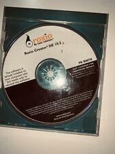 Roxio Creator DE 10.2 PN R007H Reinstall Disk by Sonic Solution