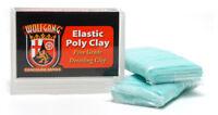 Auto Detailing Clay Bar Fine Grade Elastic Poly Clay 2 X 100 Grams Wolfgang