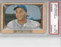 1955 Bowman Roy Campanella #22 PSA EX - MT 6