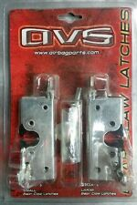 AVS LARGE DUAL CLAW STYLE LATCHES, HOT ROD, SHAVED DOORS,RAT RODS,SUICIDE DOOR