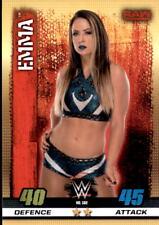 Wwe Slam Attax - 10th Edition-Nº 102-Emma-Raw