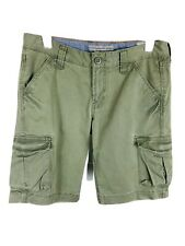 Lucky Brand Size 2/26 Cargo Shorts Green Side Pockets Style: 7W20220