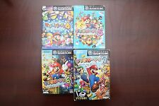 Nintendo GameCube Mario Party 4 5 6 7 set Japan Import NGC games US Seller