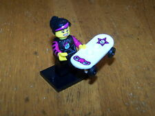 Lego Collectable Minifigure Series #6 Skater Girl #8827 FREE SHIPPING