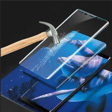 Pour Samsung Galaxy Note8 S8 S9 Plus 3D Courbé Écran en Verre Trempé Protection