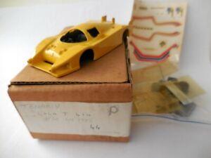1/43; Lola T 610 Le Mans 1976. #20. Tenariv resin kit.