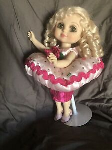 Adora Sprinkles Belle Marie Osmond Doll 2009 Crafted Doll