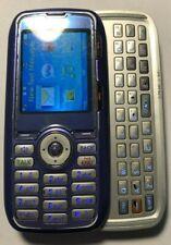 READ BEFORE BUY LG Rumor AX260 Purple Cell Phone Slider (Alltel) Good Used