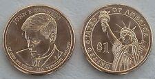 USA Präsidentendollar 2015 John F Kennedy P unz.