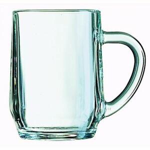 Haworth Mancunian 10oz Half Pint Glass Tankard Strong, Sturdy, Durable