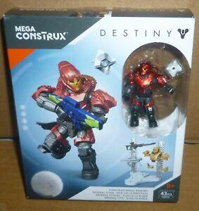 Mega Construx Destiny TITAN RUIN WINGS Armory (DXD70) New