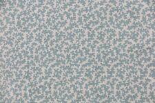 COLEFAX AND FOWLER CURTAIN FABRIC DESIGN Seaweed 65 CM X 110 CM  AQUA 100% LINEN