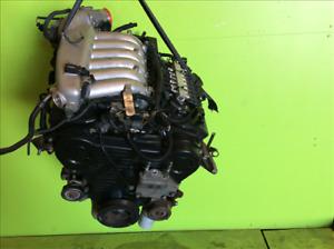 Mitsubishi 380 DL II (2006-2007) 3.8 L 6G75 Engine Assembly 352669 KM