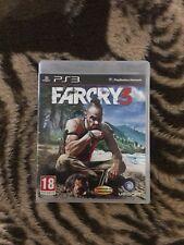 Far Cry 3 Playstation 3 PS3 Pal Version