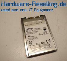 """HP 160GB 1.8"""" 5400 rpm Micro SATA HDD MK1633GSG 598777-001 HDD1F15F VL01"""