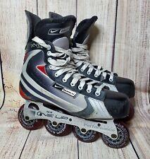 Nike Bauer XVR LTD Vapor Roller Hockey Senior Inline Skates Sz 9 R US 10.5