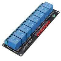 5V eight 8 Channel Relay Module For PIC AVR DSP ARM  Arduino