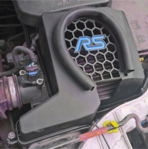 RS ST STYLE AIRBOX AIR BOX FOR FORD FOCUS MK3 12-18 FILTER INDUCTION INTAKE AIR