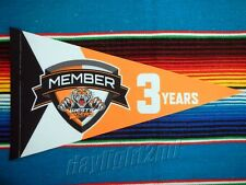 ✺New✺ WESTS TIGERS NRL Members Pennant - 49cm x 26cm