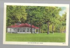 pk35039:Postcard-Golf Club,Napanee,Ontario