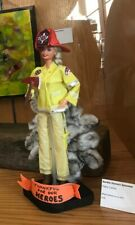 Firefighter Barbie Doll Ooak Custom - Tribute To Real Heroes Handmade Collector