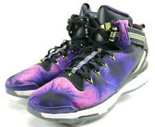 Adidas D Rose 6 Boost  140 Men s Basketball Shoes Size 13 Black Purple Pink 88c774b0e
