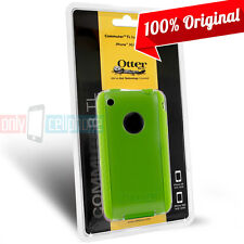 Original Authentic Otterbox iPhone 3GS 3G Commuter TL Case Lime Green Hard Cover