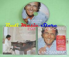 CD AL BANO CARRISI Il mio sanremo 2006 PROMO GENTE EDEL (Xi1) no lp mc dvd