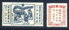 Manchukuo 1940 The 2600th Ann of Japan (2v Cpt) MNH