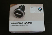 BMW USB CHARGER CIGARETTE ADAPTER E39 E65 E66 E46 E90 E38 E36 X1 M5 M3 NEW OEM