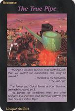 ILLUMINATI:New World Order-Steve Jackson-Lot 582-1 Card