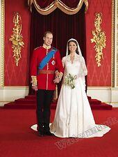 Photograph  Royal Wedding Kate Middleton & Prince William  8x10